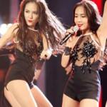 Ca nhạc - MTV - Phương Linh lấp ló vòng 1, khuấy đảo sân khấu