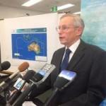 Tin tức trong ngày - Vụ MH370: Úc phát hiện mảnh vỡ dài 24m trên biển