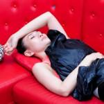 Ca nhạc - MTV - Thu Thủy ăn, ngủ trong phòng tập nhảy
