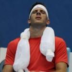 Thể thao - Miami Masters: Del Potro lại bỏ cuộc chơi