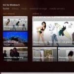 VLC ra mắt phiên bản mang giao diện Modern UI
