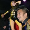 Tạ Đình Phong tít mắt ngắm vũ công nóng bỏng