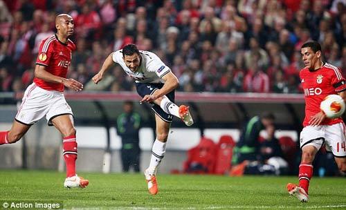 Benfica – Tottenham: Phút cuối nghẹt thở - 1