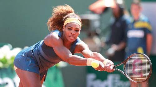 Serena - Shvedova: Khởi đầu chậm chạp (V2 Miami) - 1