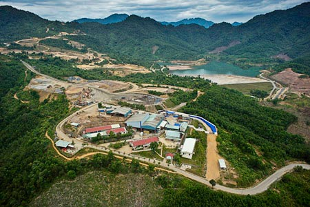 Nhà máy vàng lớn nhất nước sắp hoạt động trở lại - 1