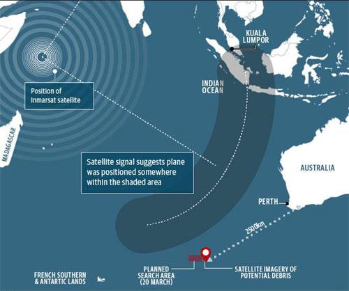 Cận cảnh sát thủ săn ngầm tìm kiếm MH370 - 1