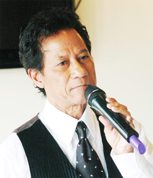 Chế Linh lần đầu tham gia Duyên dáng Việt Nam - 1