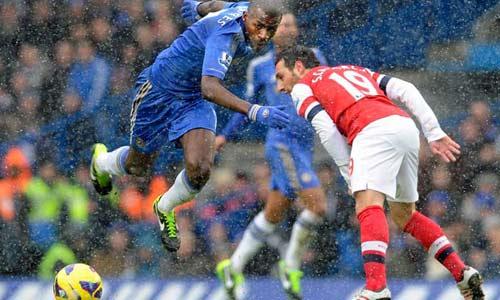 NHA trước V31: Chelsea-Arsenal, 1 mất 1 còn - 1