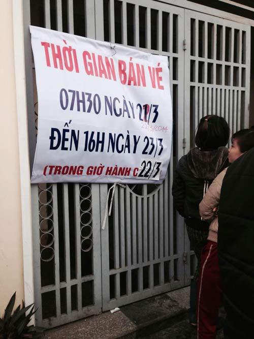 CĐV Than Quảng Ninh bức xúc việc mua vé - 1
