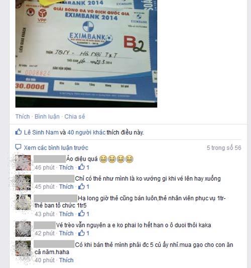 CĐV Than Quảng Ninh bức xúc việc mua vé - 5