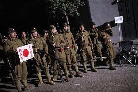 """Điện ảnh TQ """"giết hàng triệu lính Nhật"""" mỗi năm - 2"""