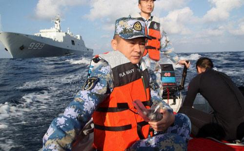 Ấn Độ không cho tàu TQ vào lãnh hải tìm MH370 - 1