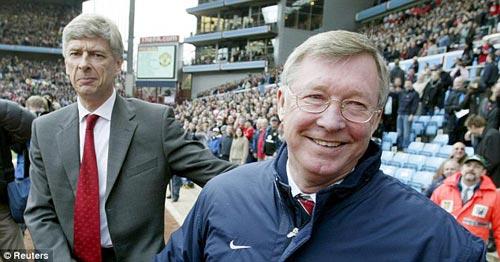 1000 trận của Wenger: Sir Alex ngưỡng mộ - 1