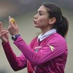 Bóng đá - Nữ trọng tài quyến rũ muốn cầm còi ở Serie A