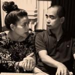 Ca nhạc - MTV - Hà Hồ thân mật tái hợp tình cũ Đức Trí