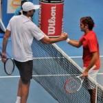 """Thể thao - Federer giải mã """"gã khổng lồ"""" (V2 Miami)"""