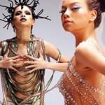 Thời trang - Lộ ảnh Hồ Ngọc Hà ngực trần, mặc váy mỏng