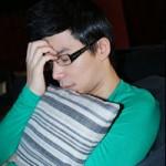 Nathan Lee lộ vẻ mệt mỏi sau scandal