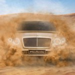Ô tô - Xe máy - Bentley tiết lộ ảnh chiếc SUV siêu sang