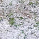 Tin tức trong ngày - Xuất hiện mưa đá tại Điện Biên