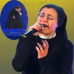 Ca nhạc - MTV - Ma sơ trẻ 'đại náo' The Voice Ý