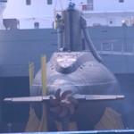 Tin tức trong ngày - Sắp hạ thủy tàu ngầm Kilo 636 Đà Nẵng