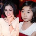 Thời trang - Nguyễn Thị Huyền tái xuất cùng con gái