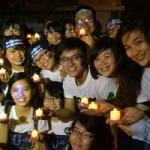 Bạn trẻ - Cuộc sống - Giới trẻ Đà Nẵng hào hứng tắt đèn