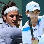 Thể thao - 2 cú trái thần sầu của Federer & Murray tại V2 Miami Masters