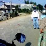 An ninh Xã hội - Tài xế xe khách tông chết người rồi bỏ trốn