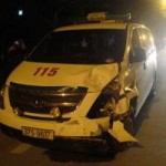 Tin tức trong ngày - Xe cấp cứu 115 gây tai nạn, 3 người nguy kịch