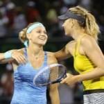 Thể thao - Sharapova - Safarova: Gặp khó với tay chiêu (V3 Miami)