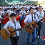1.000 bạn trẻ  hòa ca  cùng người khiếm thính