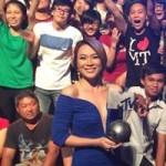 Ca nhạc - MTV - Mỹ Tâm nhận cúp Nghệ sĩ xuất sắc Đông Nam Á