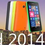 Thời trang Hi-tech - Nokia Lumia 930 và 630 mới sắp ra mắt