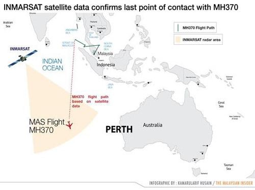 4 câu hỏi về tìm kiếm MH370 - 3