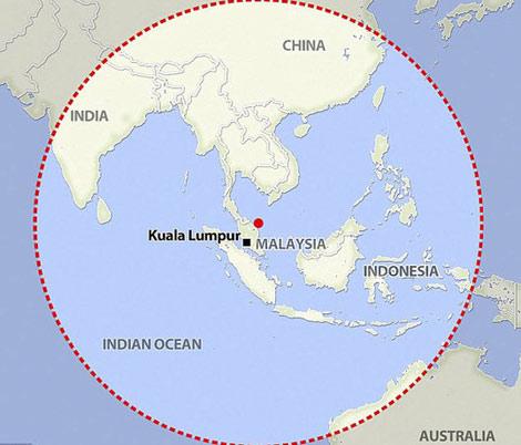 4 câu hỏi về tìm kiếm MH370 - 2