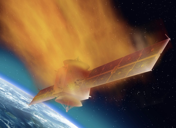 """Chuyên gia vũ trụ """"bắt thóp"""" bom tấn Gravity - 4"""