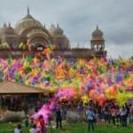 Du lịch - Lễ hội Holi: Cuộc chiến sắc màu ở Ấn Độ