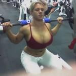 Cười 24H - Những hình ảnh chụp lén ở phòng Gym
