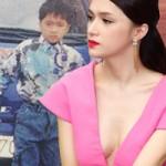 Ca nhạc - MTV - Hương Giang Idol khoe ảnh thuở nam nhi