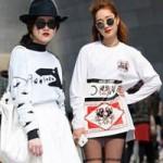 Thời trang - Ghen tị với thời trang của tín đồ Hàn