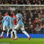 Bóng đá - Góc 3D: Man City phủ xanh Old Trafford