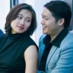 """Khánh Linh hạnh phúc bên  """" người mới """""""
