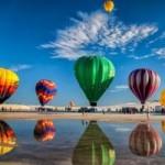 Du lịch - Đẹp mê hồn những khung trời cho khinh khí cầu