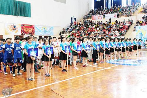 Giải Revive VUG 2014 - Hừng hực khí thế - 1