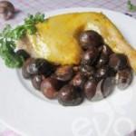 Ẩm thực - Ngon tuyệt vời món gà hấp nấm