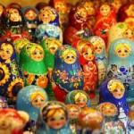 Du lịch - Những món quà lưu niệm độc đáo của nước Nga