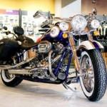 Ô tô - Xe máy - Harley-Davidson sơn thủ công giá 1,4 tỷ đồng ở Việt Nam