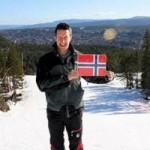 Thể thao - Kỉ lục thế giới: Trượt tuyết qua 17 quốc gia trong 21 ngày